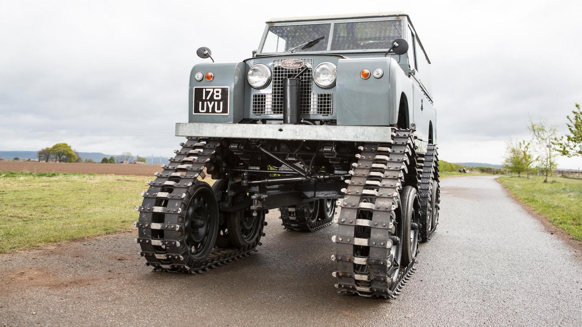 Cuthbertson Land Rover 1958 (1)