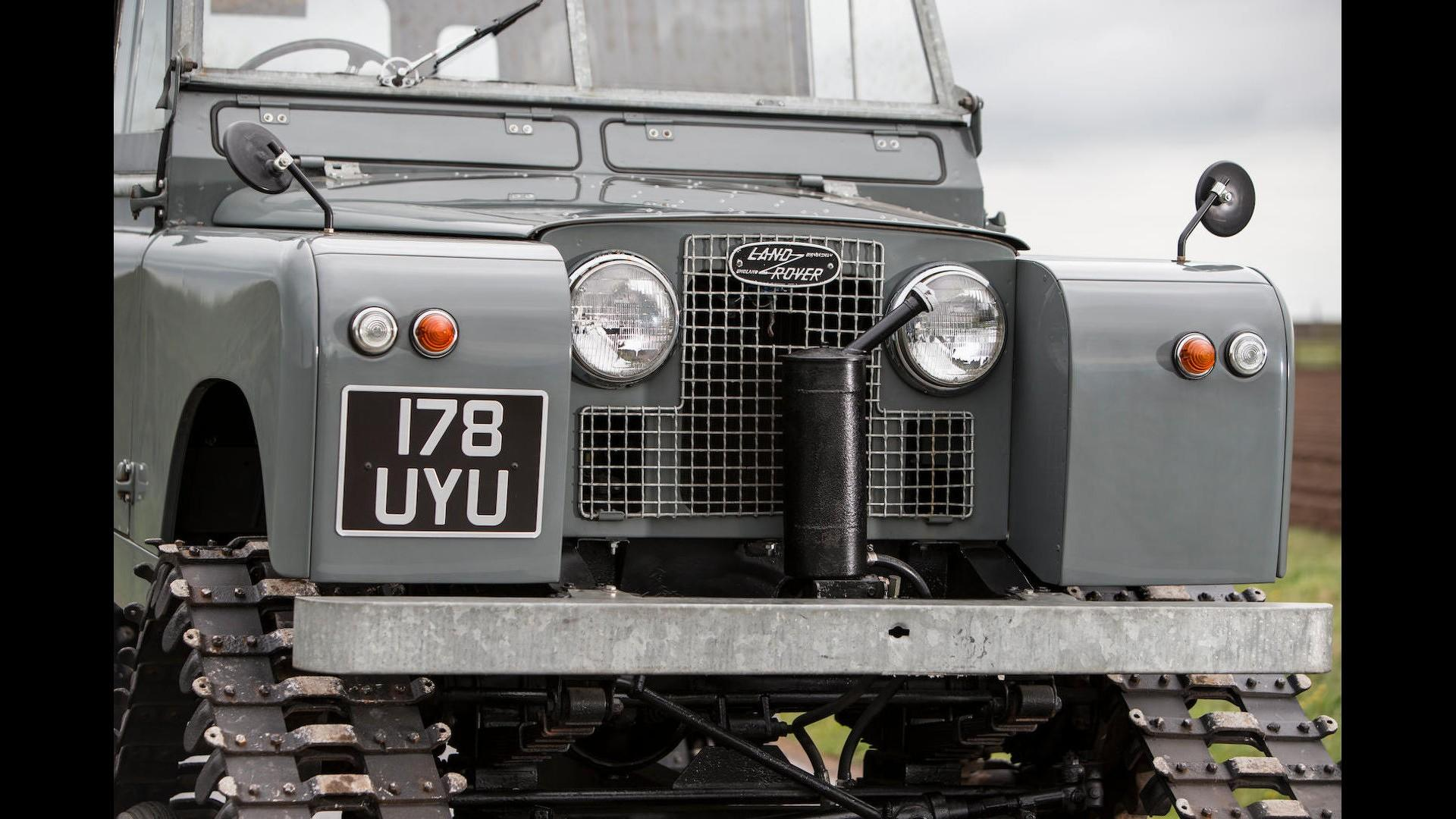 Cuthbertson Land Rover 1958 (10)