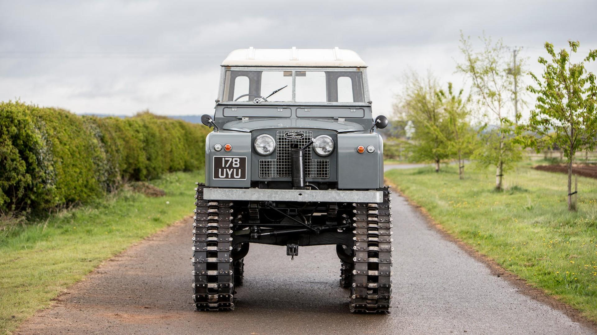 Cuthbertson Land Rover 1958 (3)