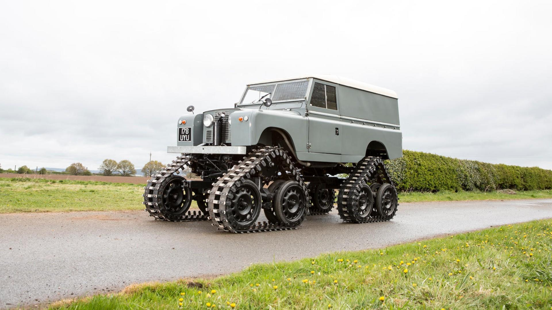 Cuthbertson Land Rover 1958 (4)