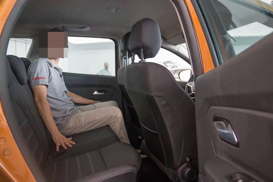 Dacia Duster 2018 Interior (10)