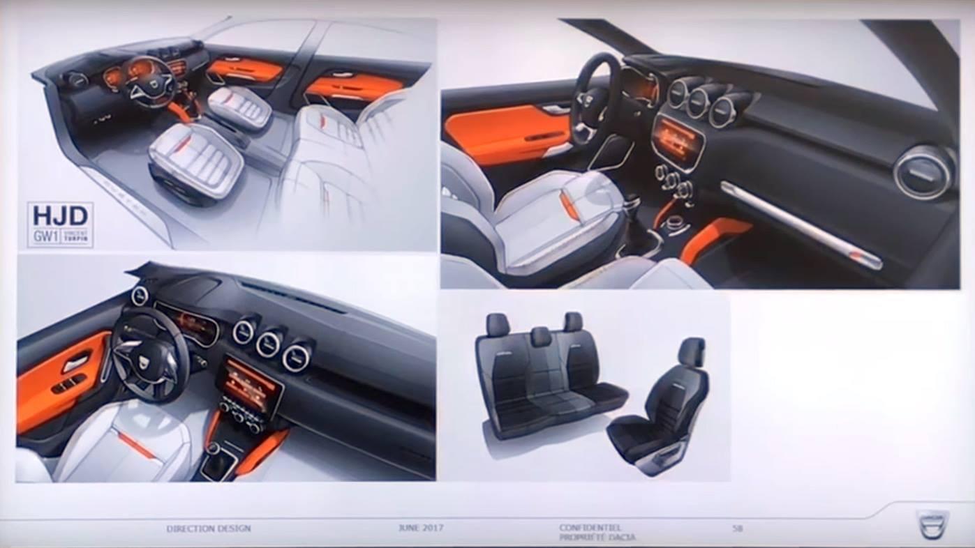 Dacia Duster 2018 Interior (4)