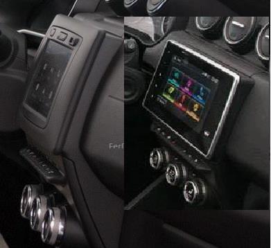 Dacia Duster 2018 Interior (7)