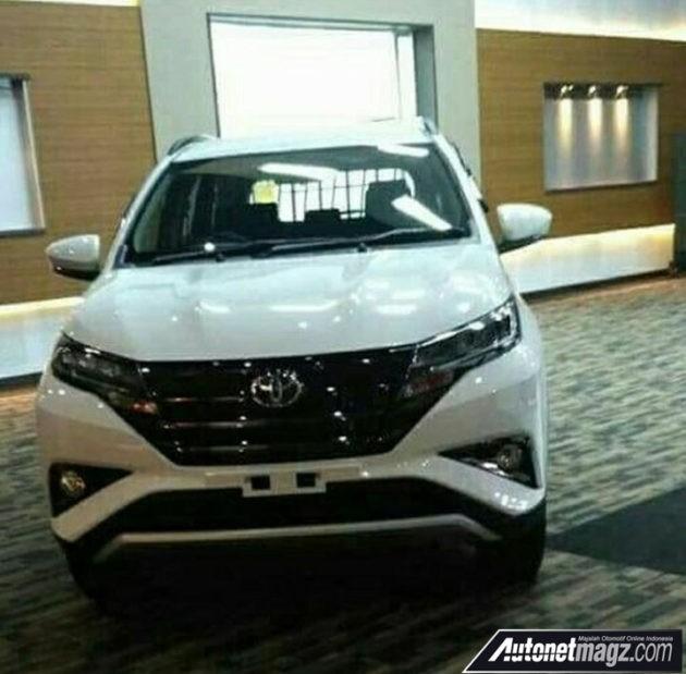 Daihatsu Terios 2018 leaked (3)