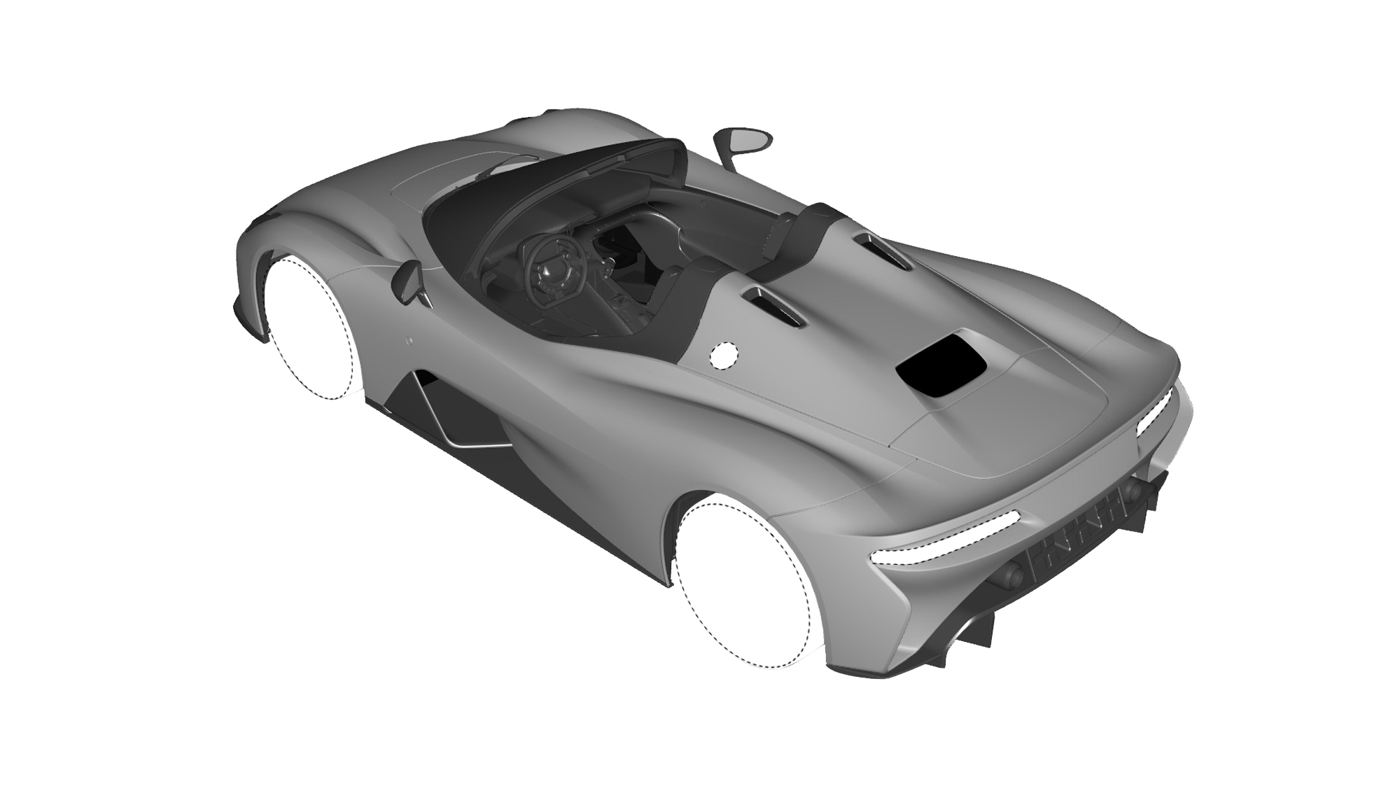 Dallara Stradale Design Sketches (12)