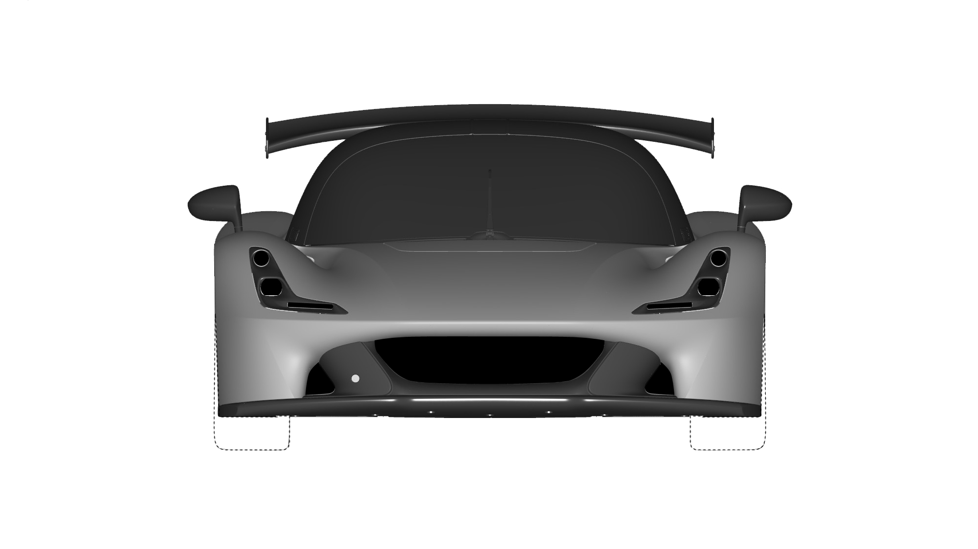 Dallara Stradale Design Sketches (14)
