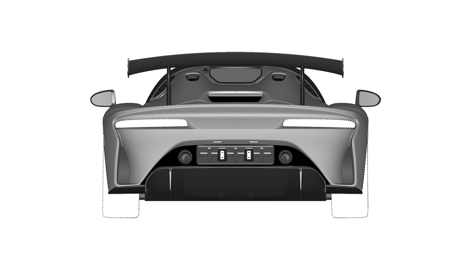Dallara Stradale Design Sketches (19)
