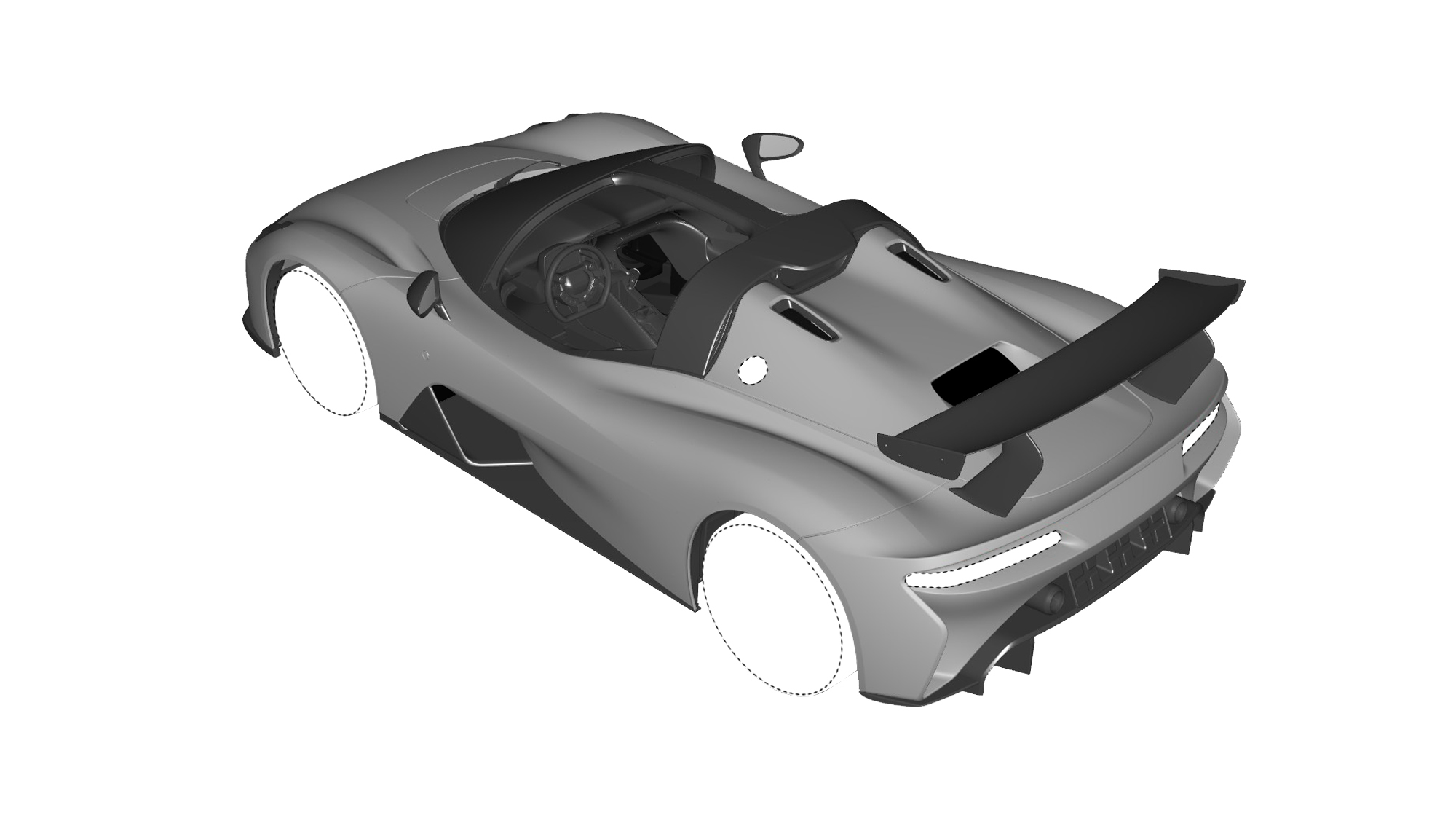 Dallara Stradale Design Sketches (24)