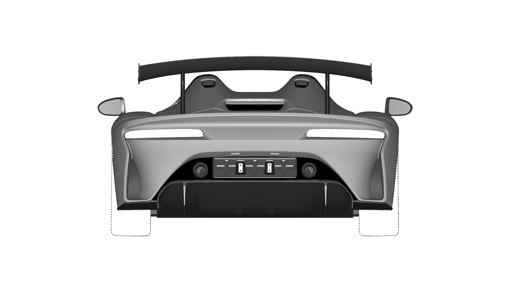 Dallara Stradale Design Sketches (25)