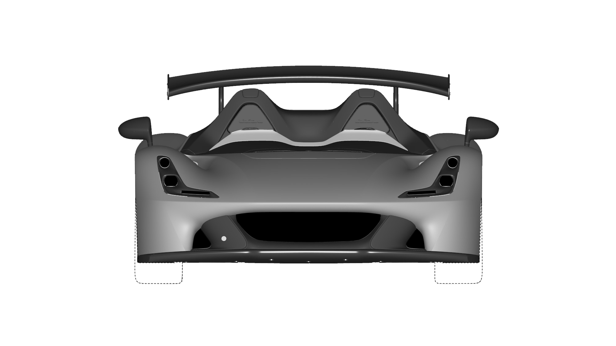 Dallara Stradale Design Sketches (26)