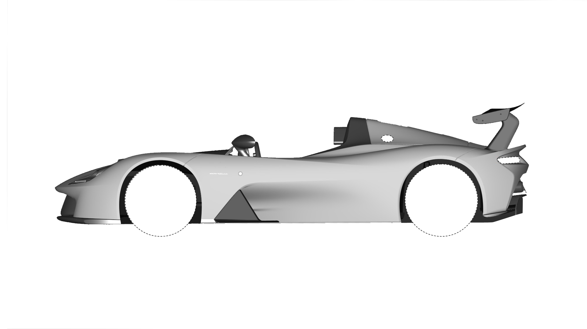 Dallara Stradale Design Sketches (27)