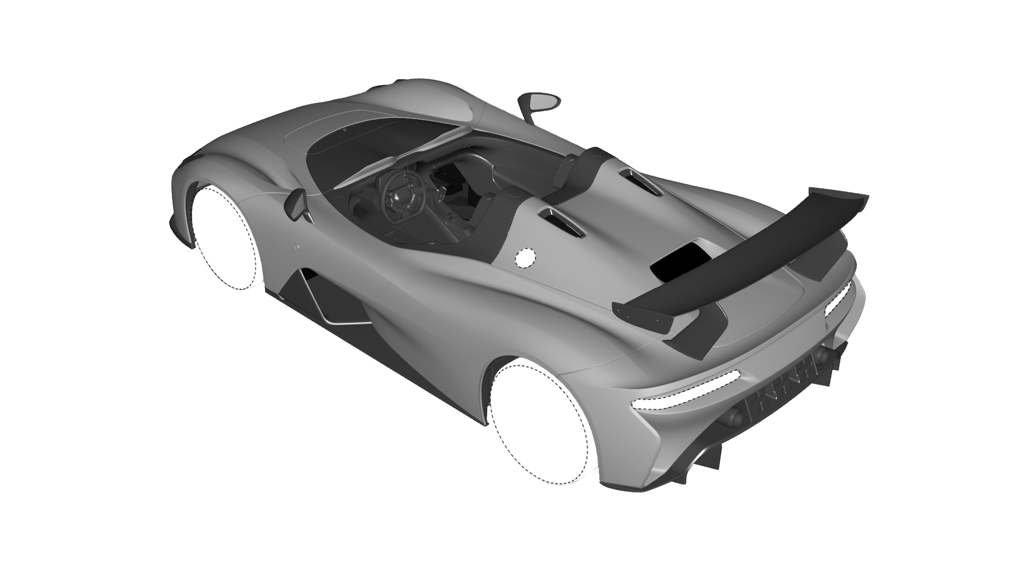 Dallara Stradale Design Sketches (30)