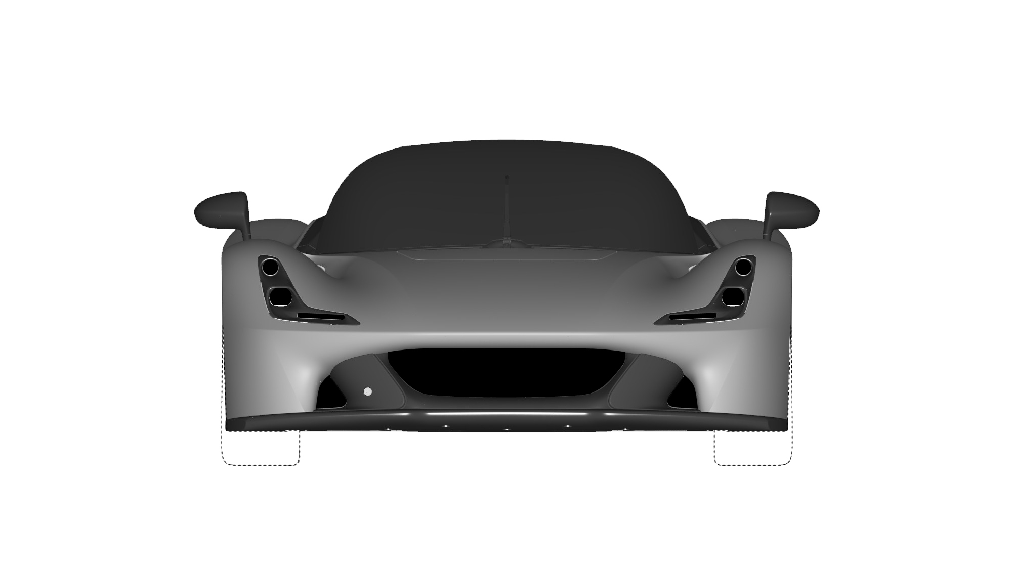 Dallara Stradale Design Sketches (8)