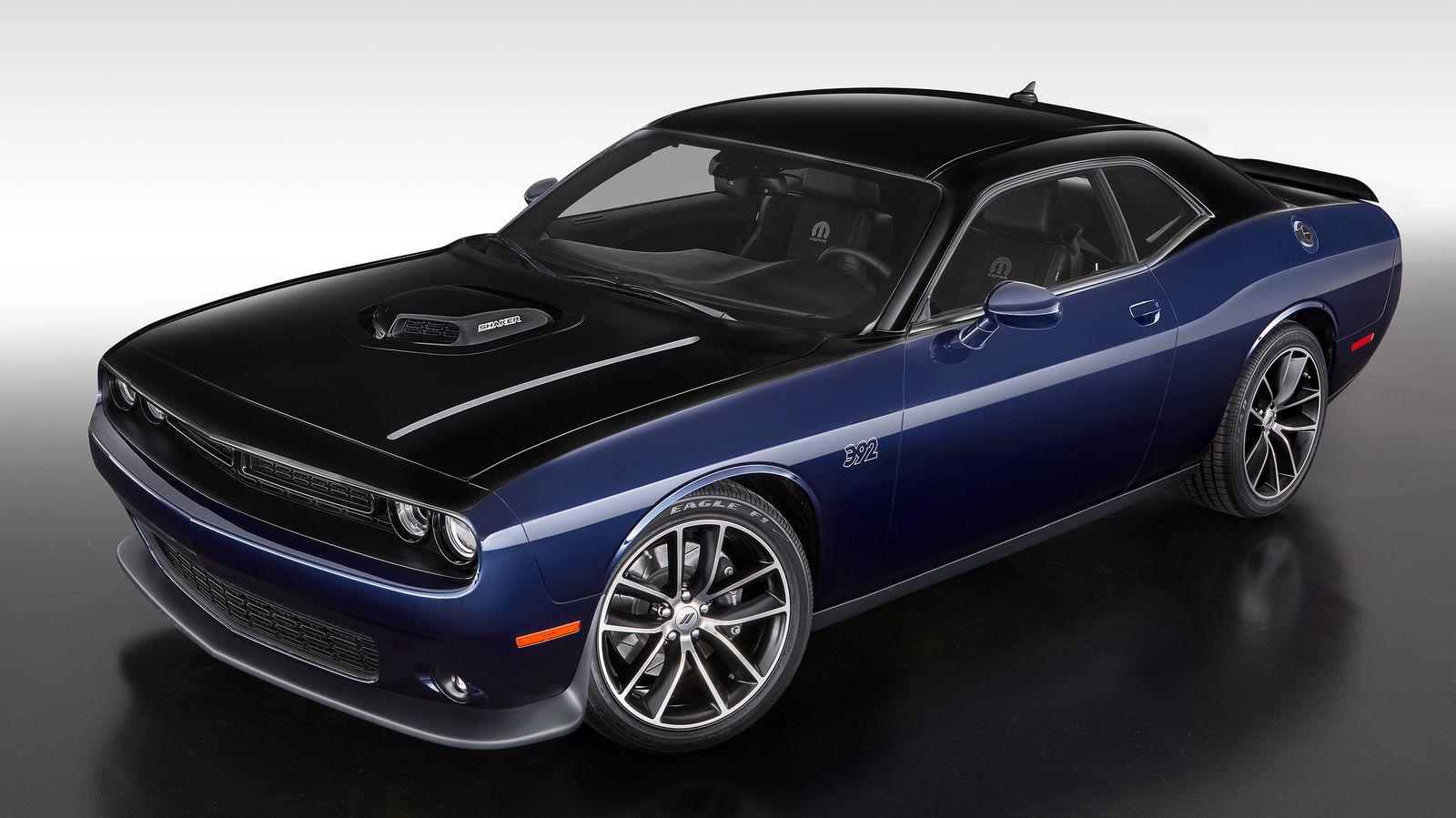 Dodge Challenger Mopar 2017 (16)
