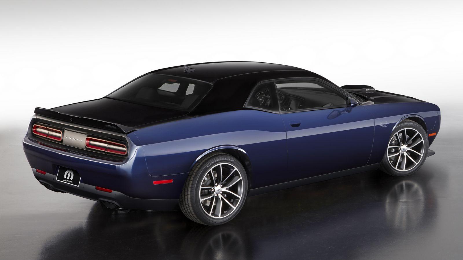 Dodge Challenger Mopar 2017 (2)