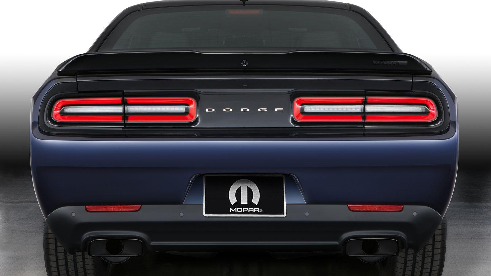 Dodge Challenger Mopar 2017 (22)