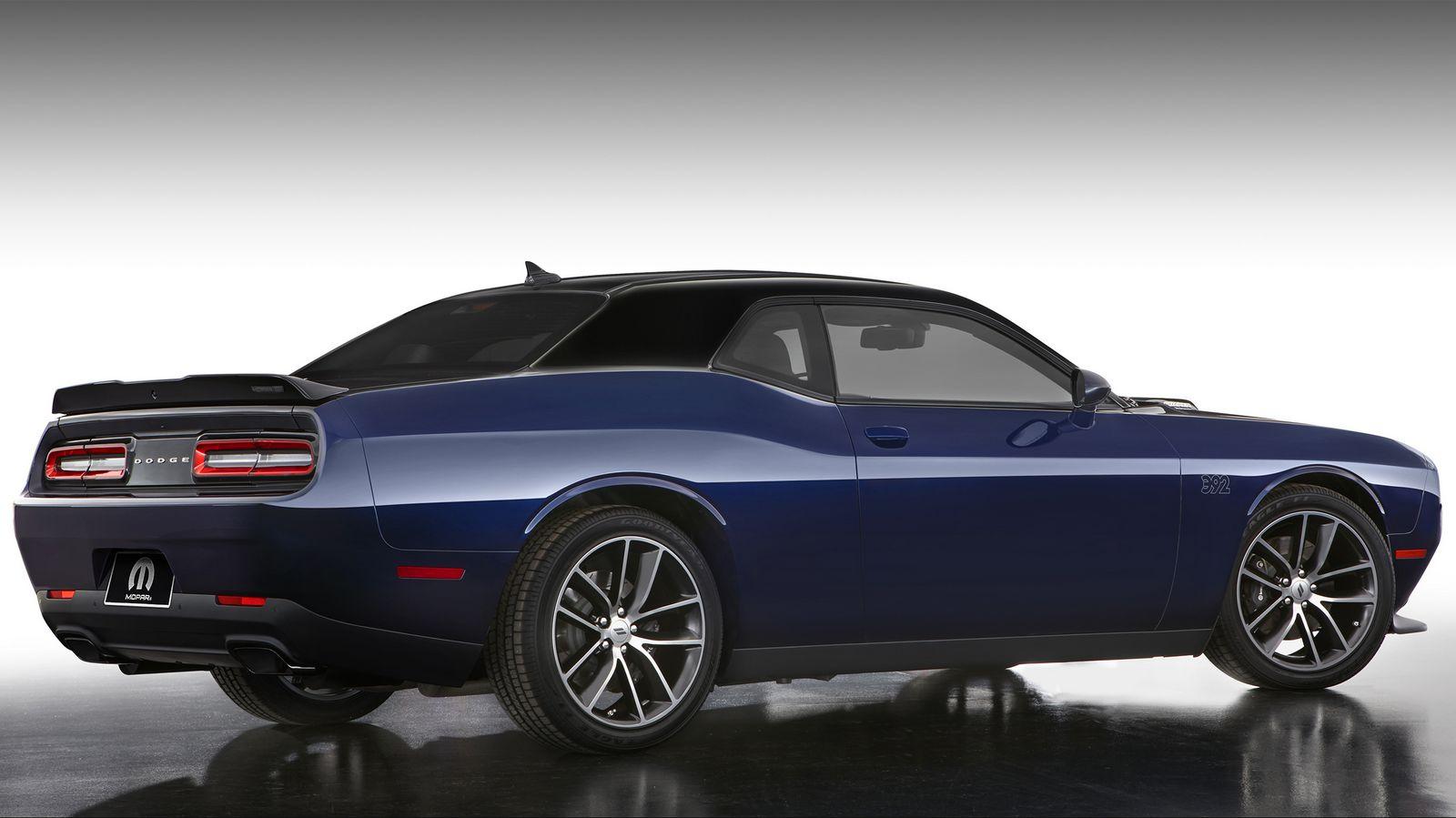 Dodge Challenger Mopar 2017 (4)