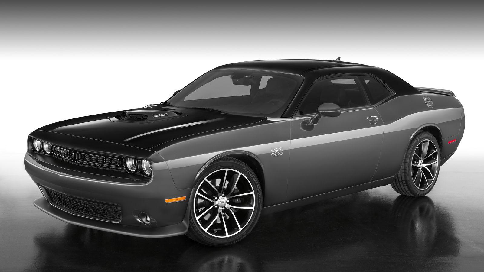 Dodge Challenger Mopar 2017 (9)