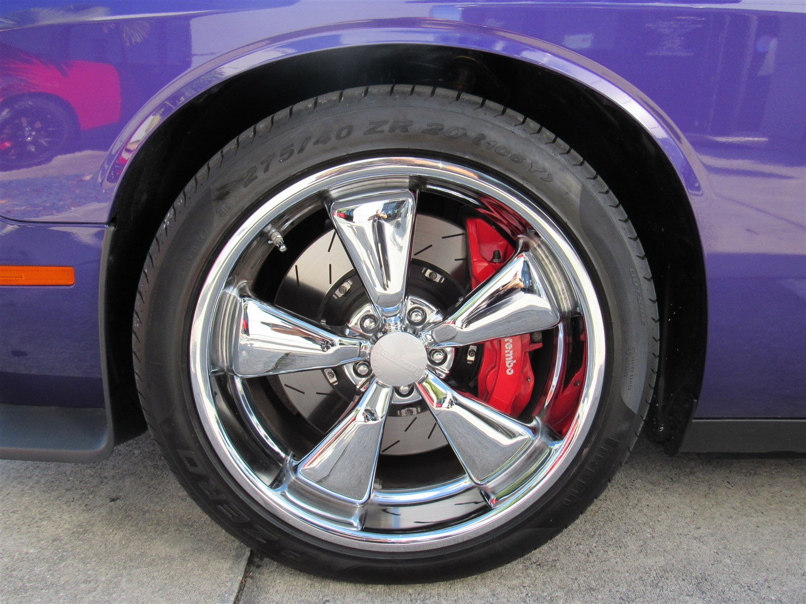 Dodge Challenger SRT Hellcat Convertible (13)