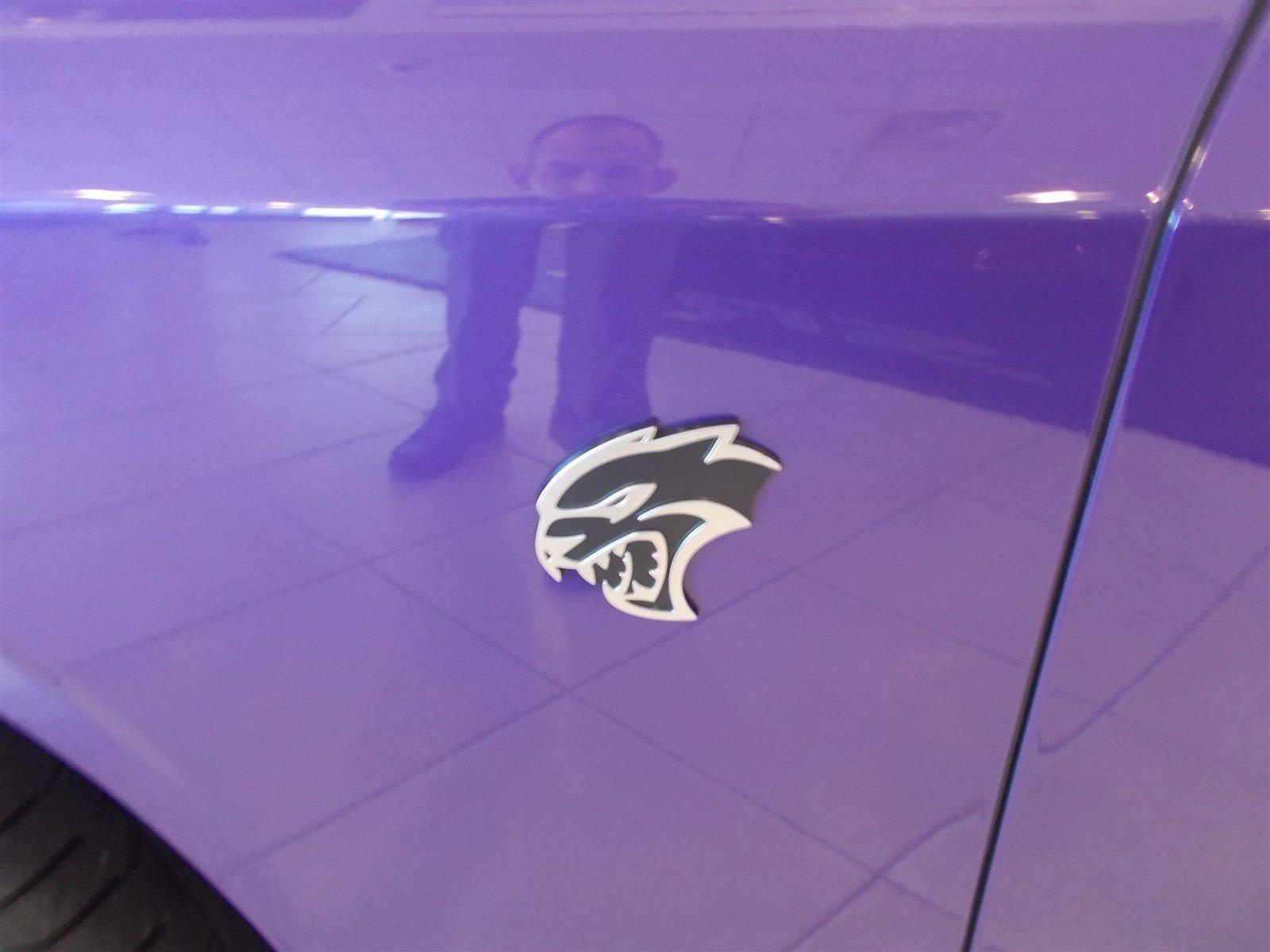 Dodge Challenger SRT Hellcat Convertible (14)
