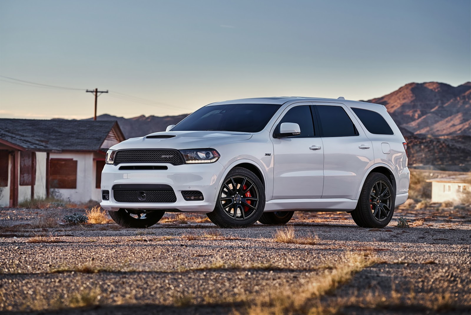 Dodge Durango SRT 2018 (1)