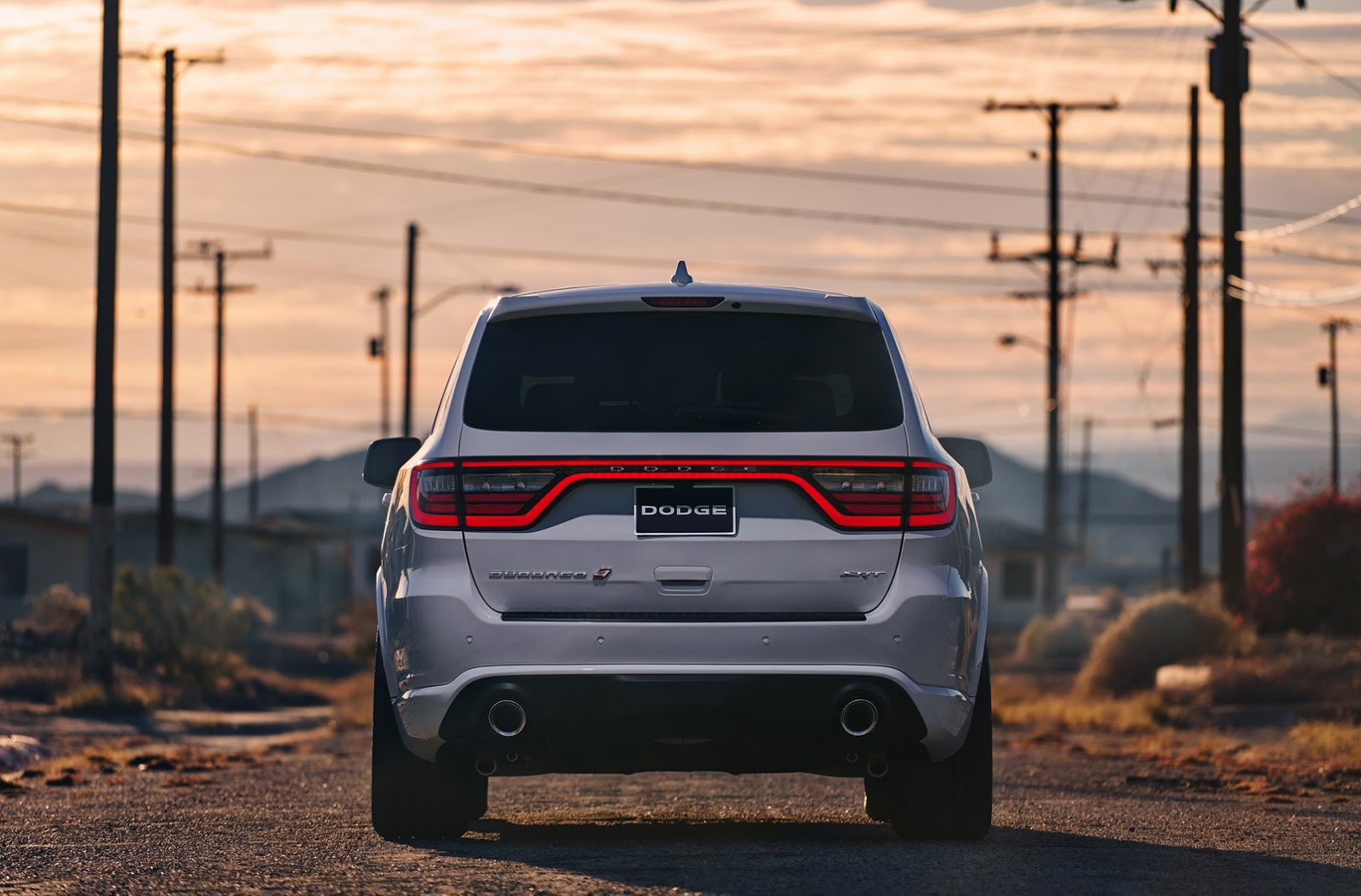 Dodge Durango SRT 2018 (12)