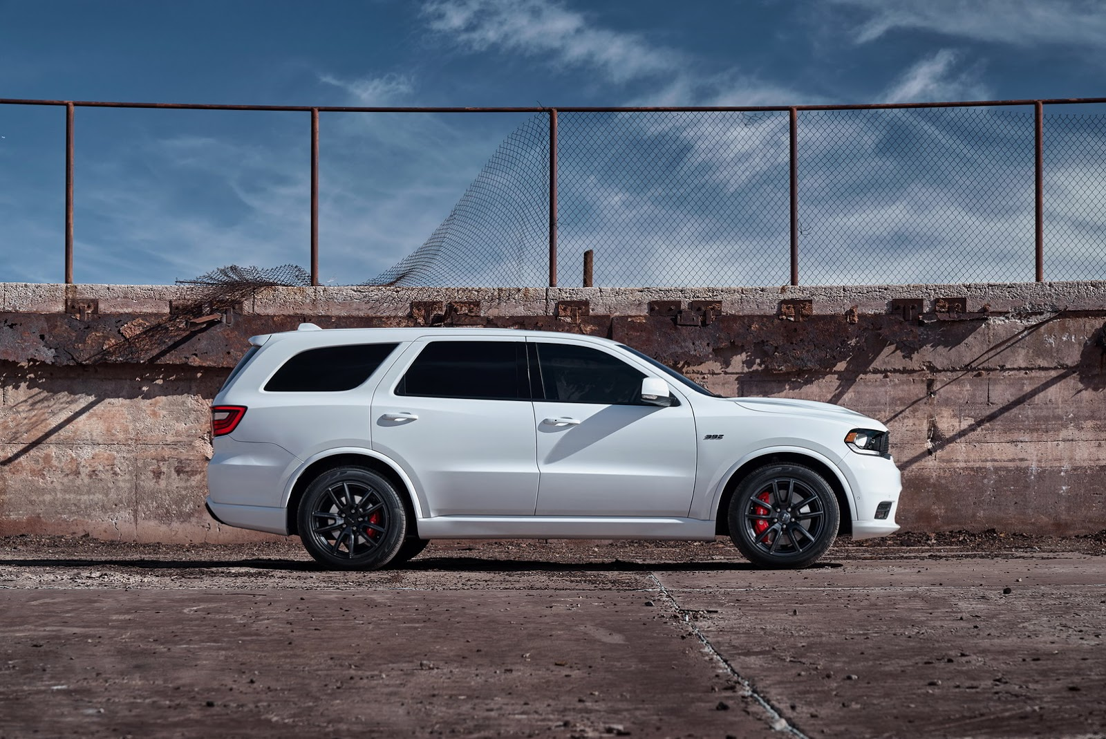Dodge Durango SRT 2018 (13)