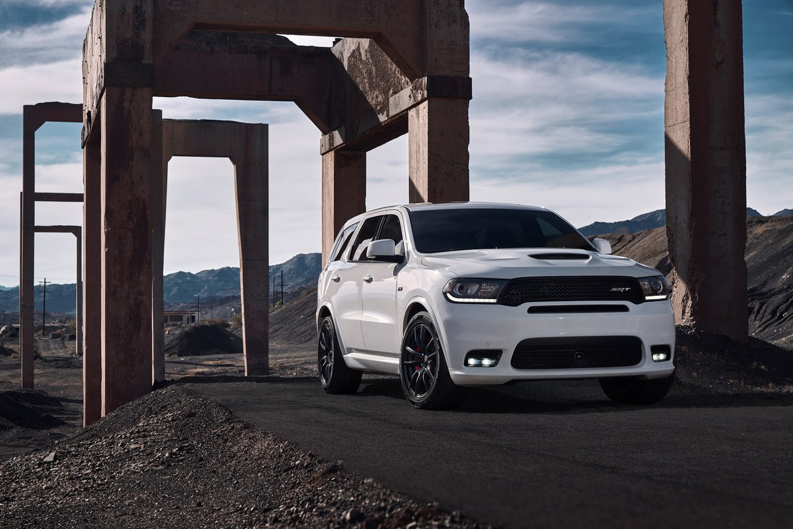 Dodge Durango SRT 2018 (14)