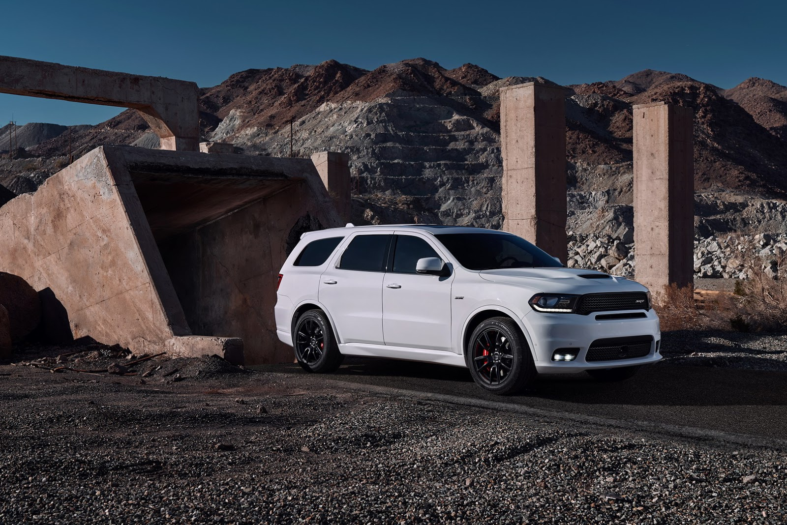 Dodge Durango SRT 2018 (16)