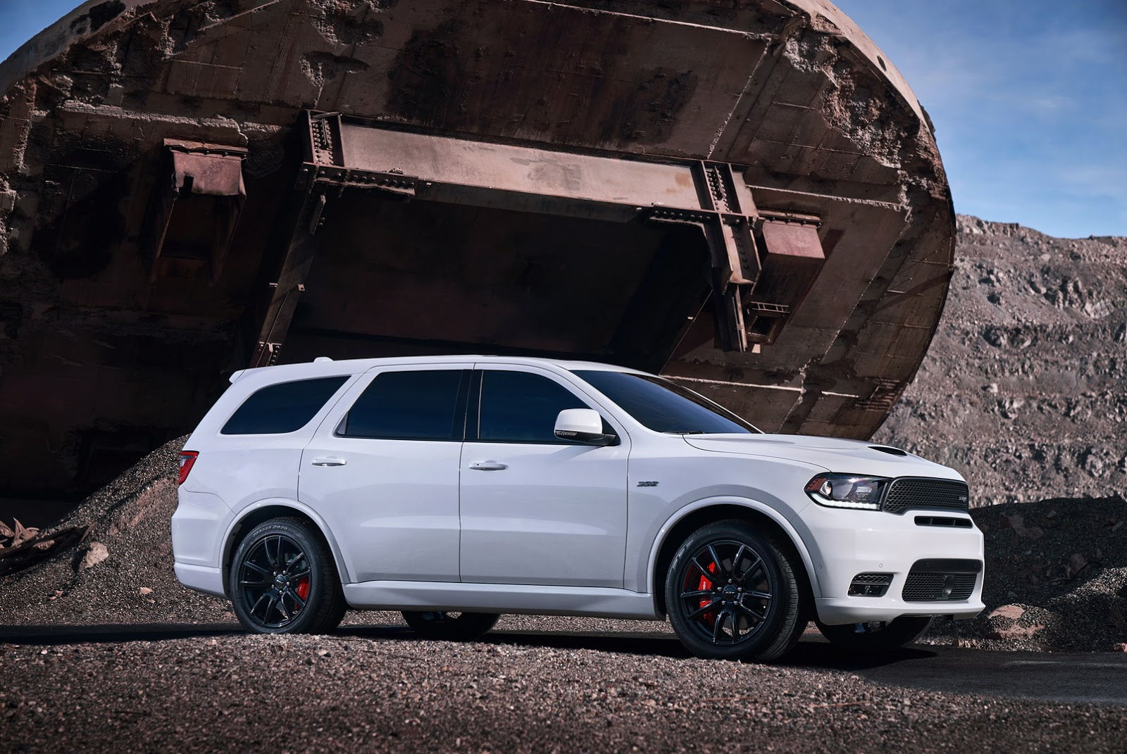 Dodge Durango SRT 2018 (17)