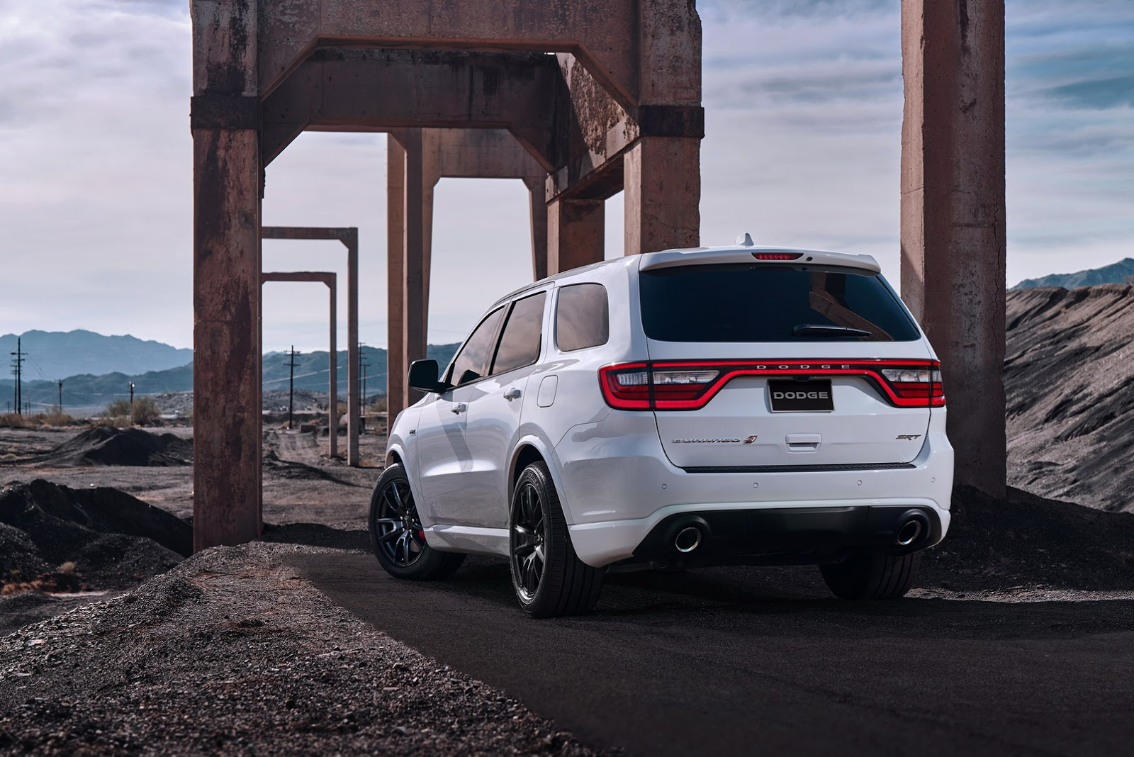 Dodge Durango SRT 2018 (19)