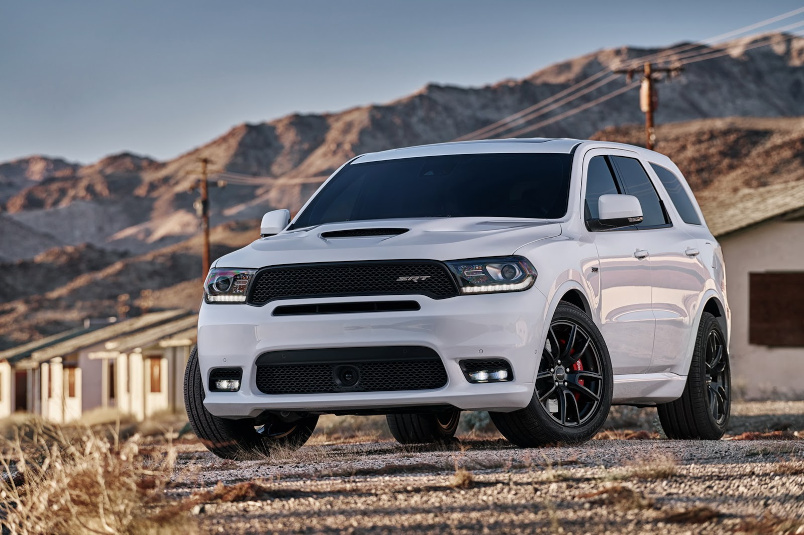 Dodge Durango SRT 2018 (2)