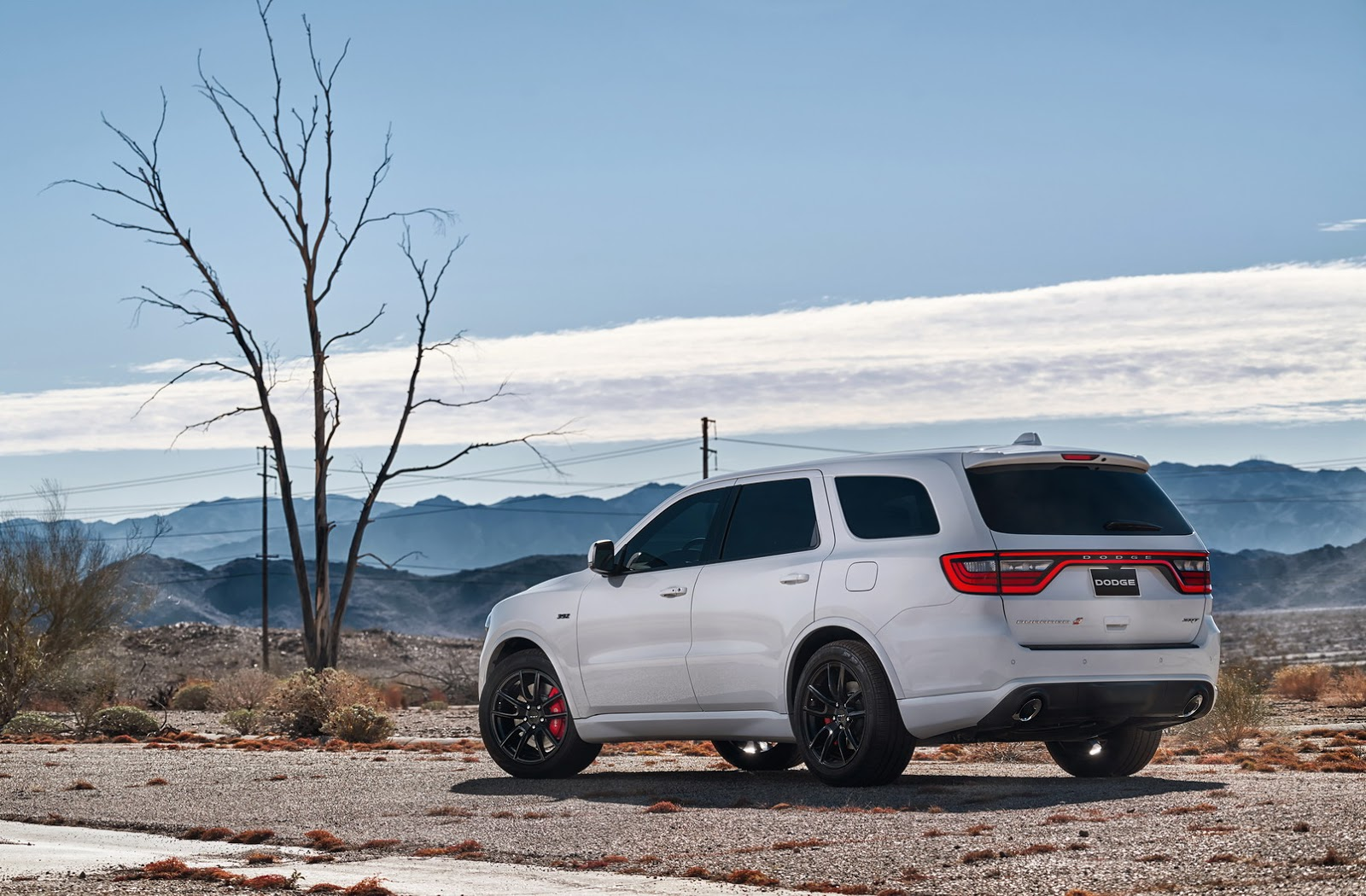 Dodge Durango SRT 2018 (20)
