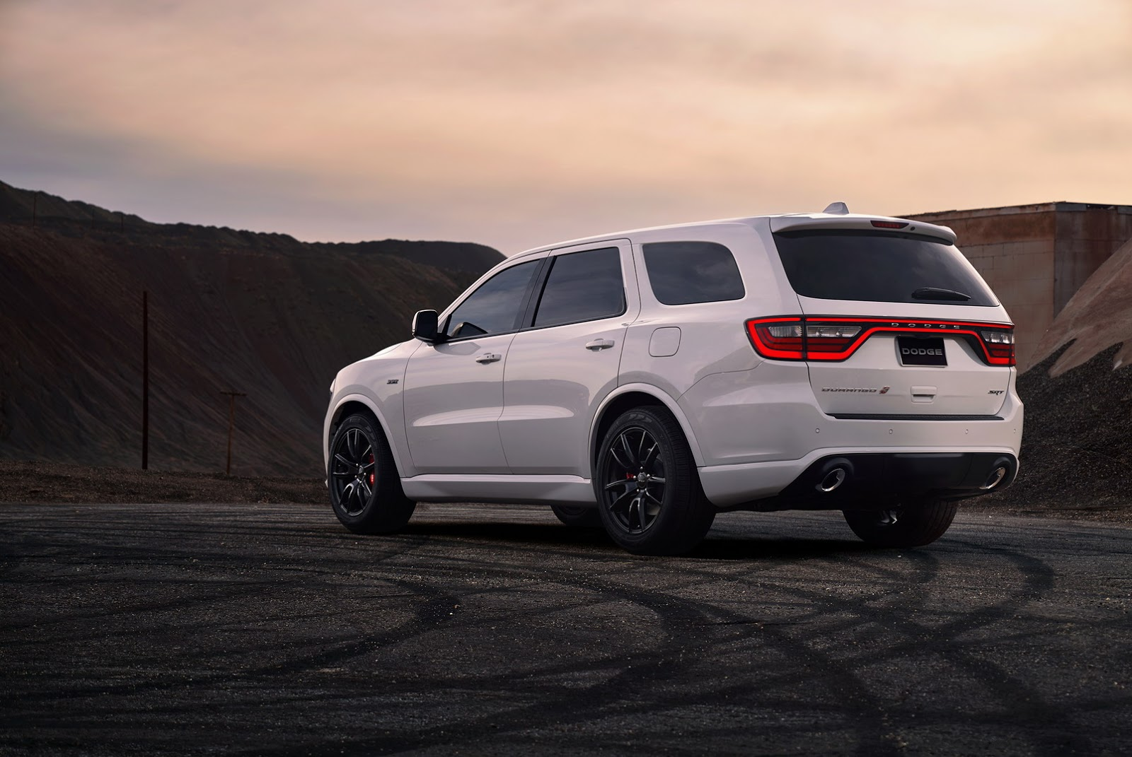 Dodge Durango SRT 2018 (22)