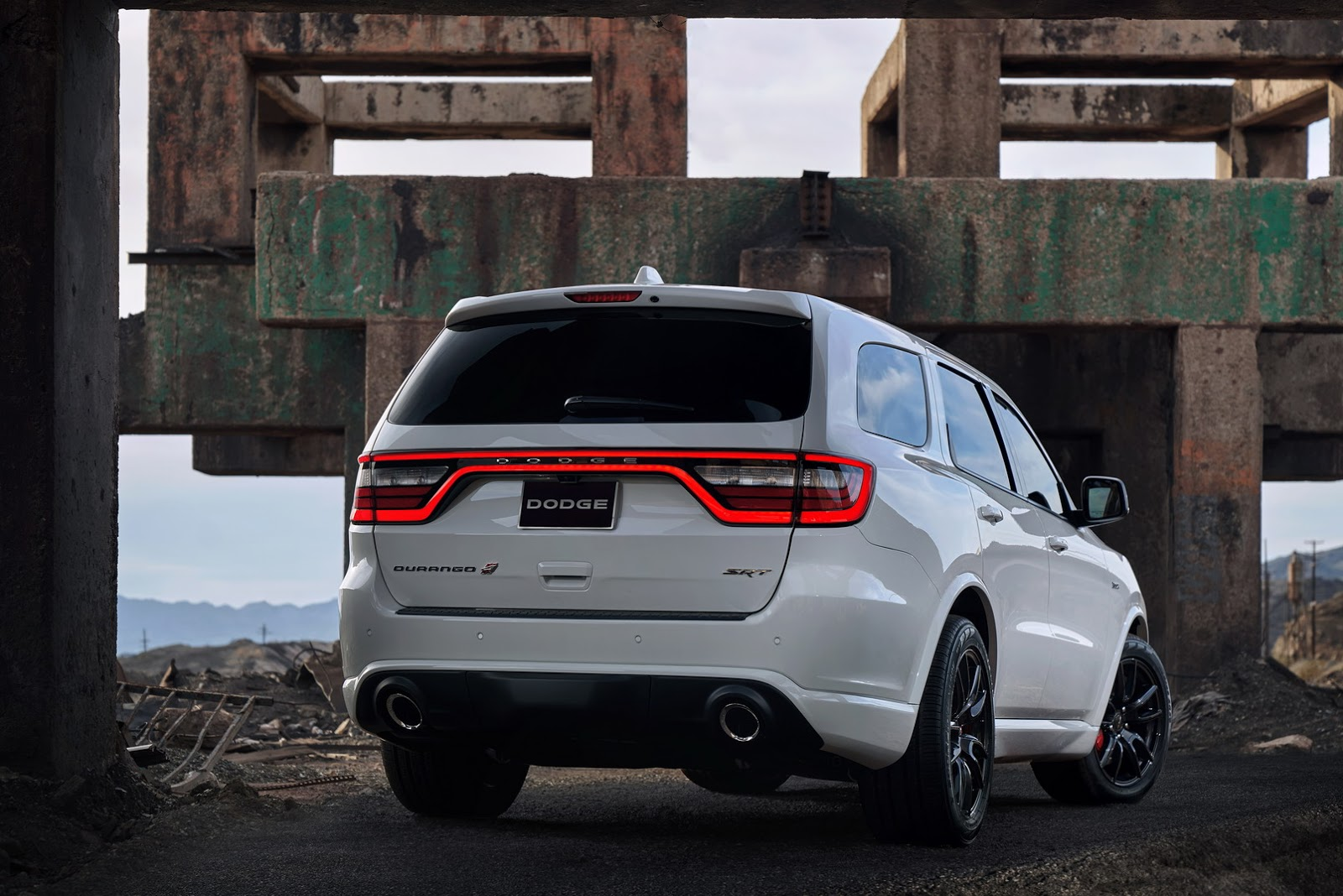 Dodge Durango SRT 2018 (24)
