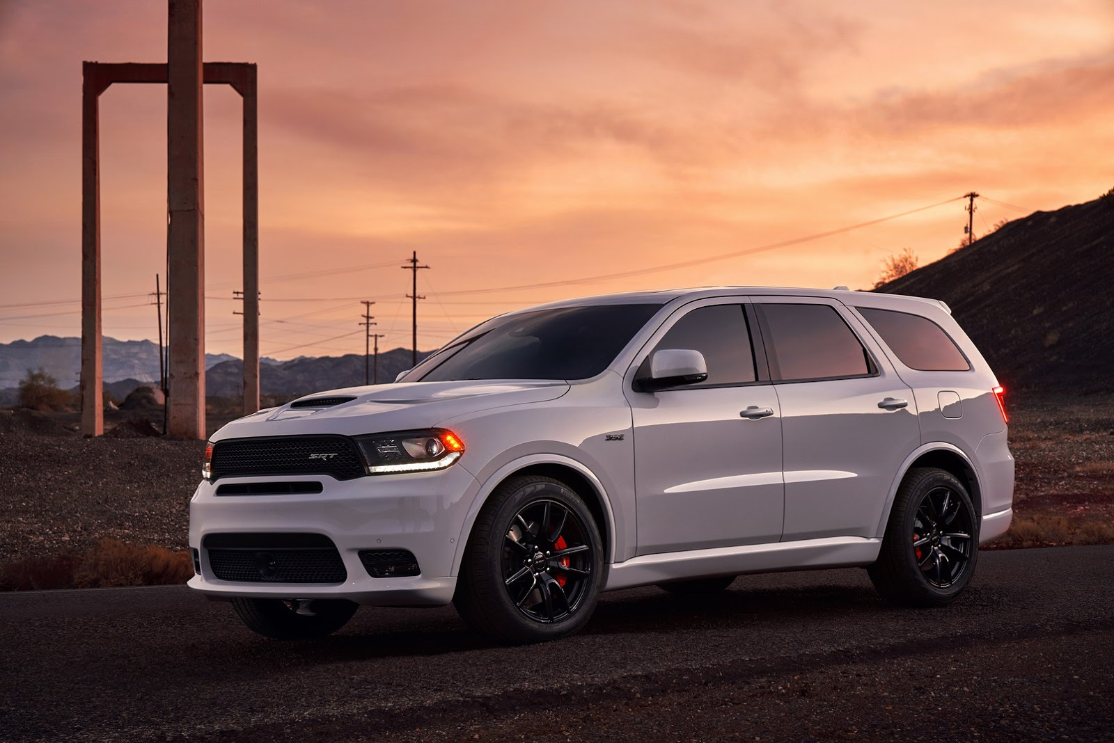 Dodge Durango SRT 2018 (25)