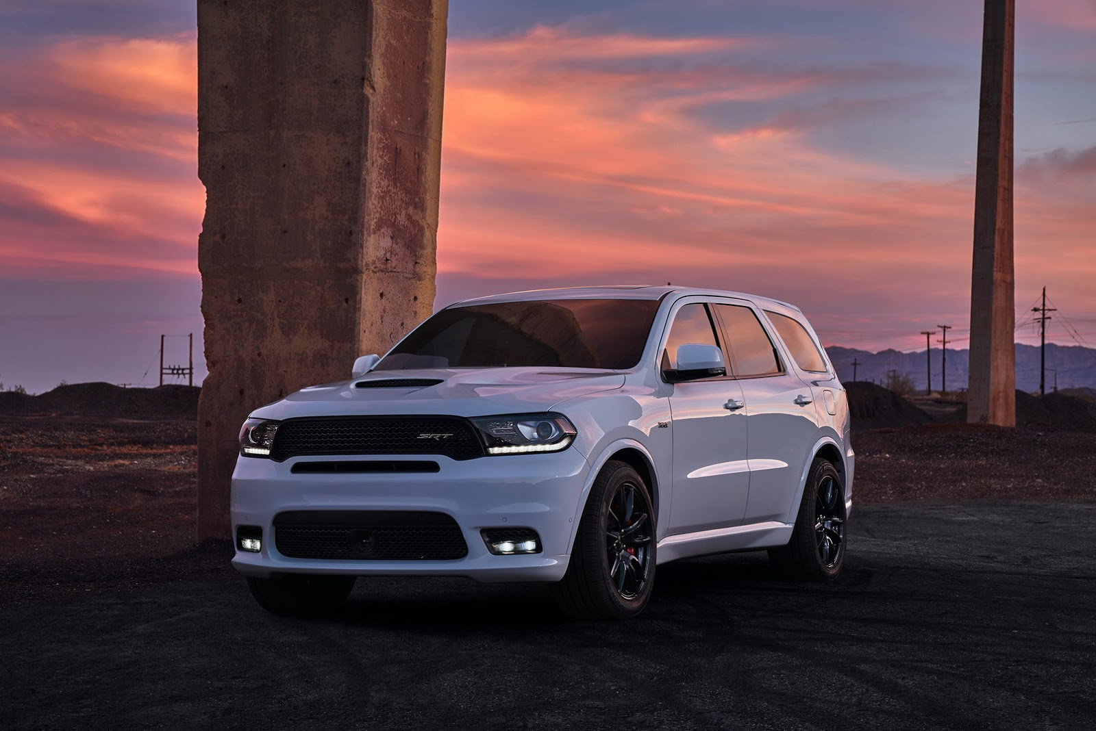 Dodge Durango SRT 2018 (26)