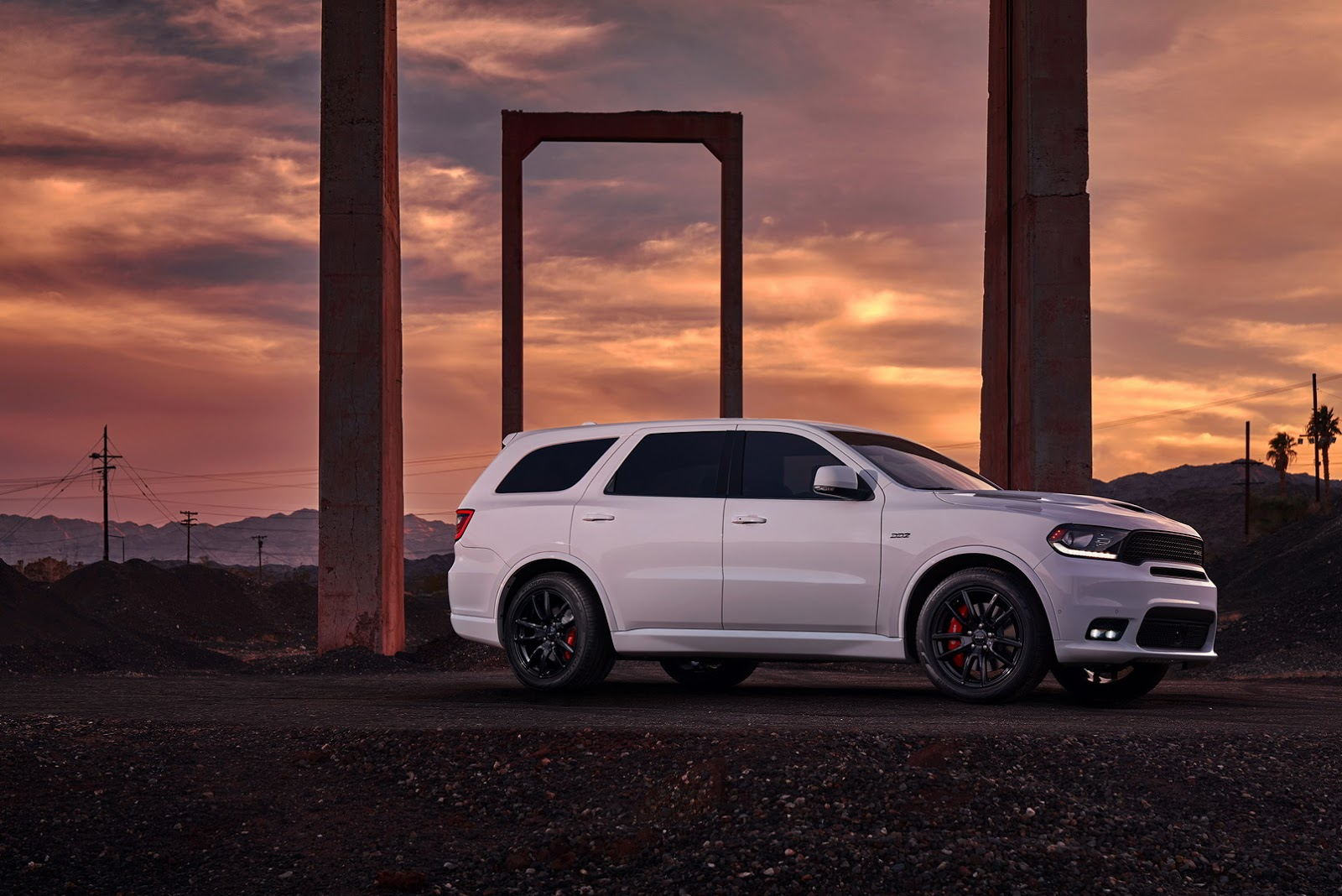 Dodge Durango SRT 2018 (29)