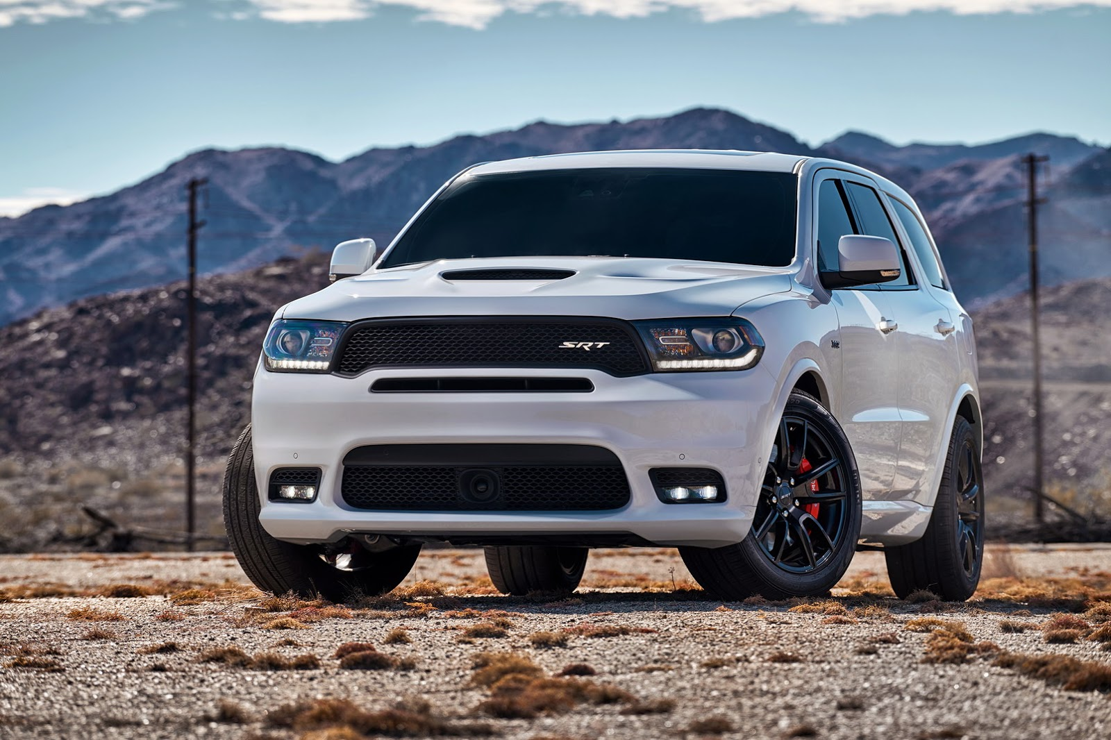 Dodge Durango SRT 2018 (3)