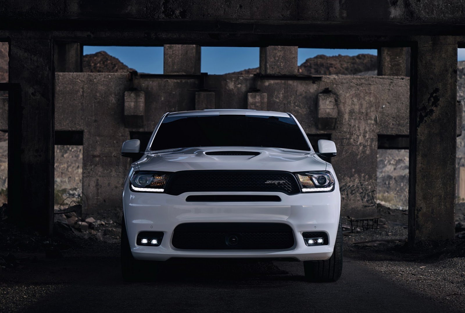 Dodge Durango SRT 2018 (32)
