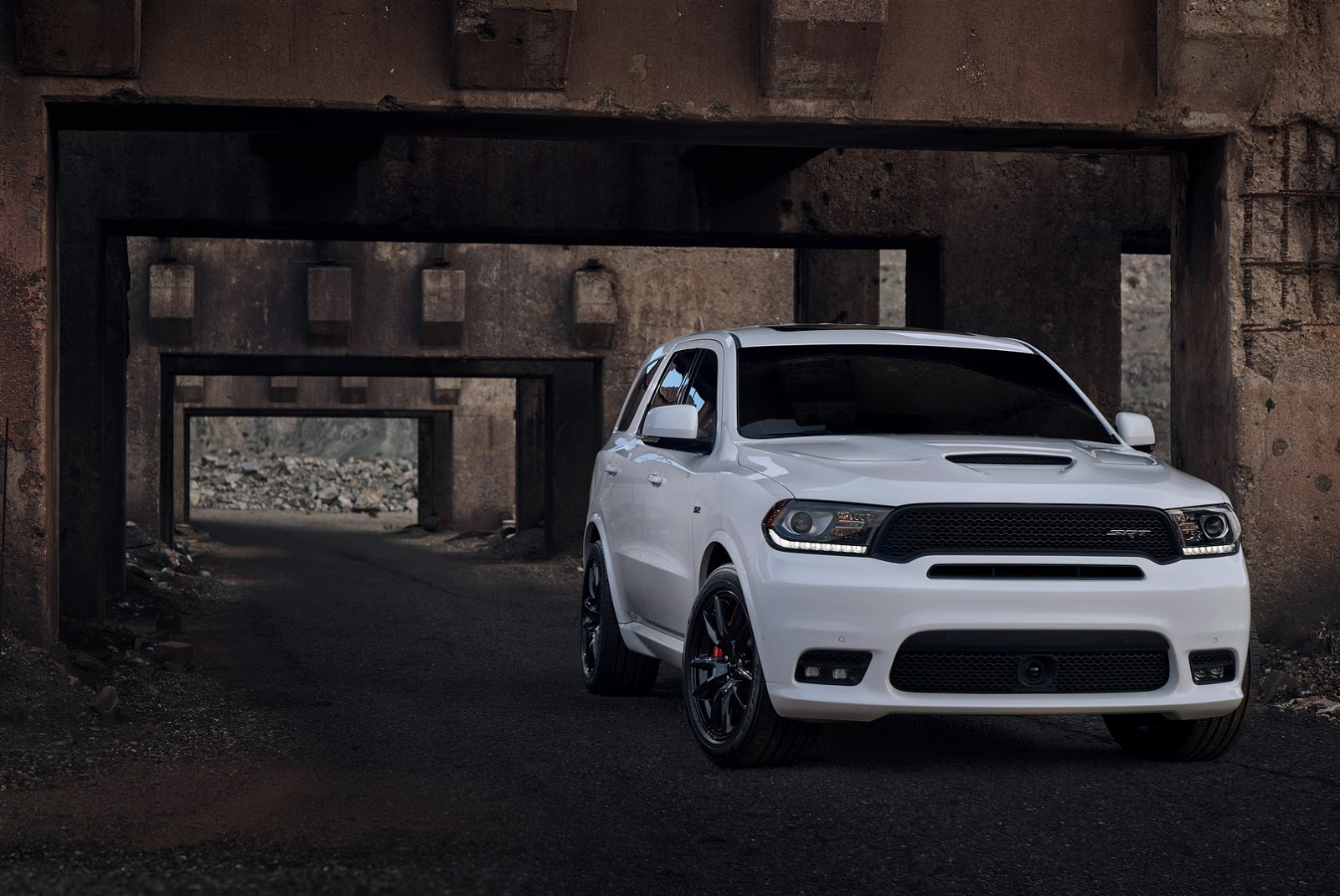 Dodge Durango SRT 2018 (33)