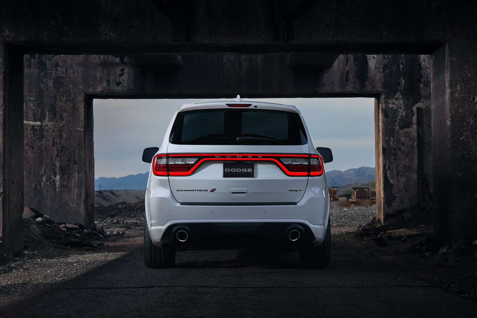 Dodge Durango SRT 2018 (34)