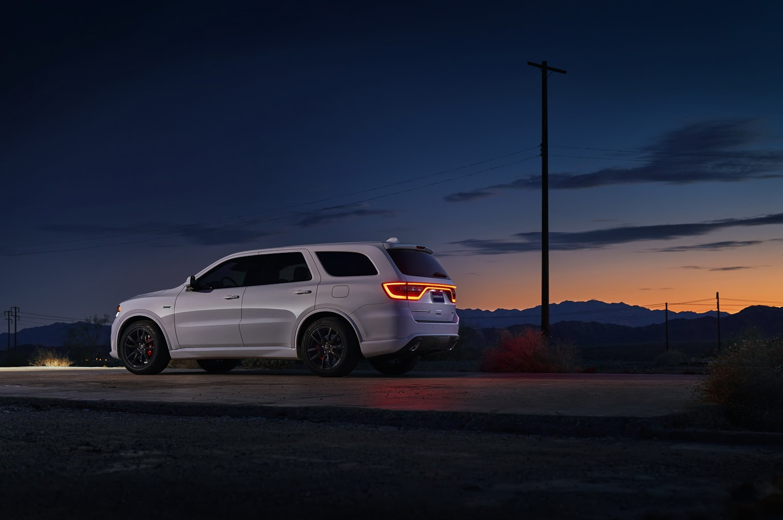 Dodge Durango SRT 2018 (37)