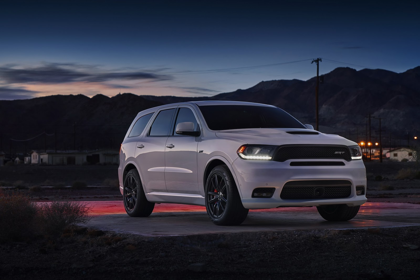 Dodge Durango SRT 2018 (39)