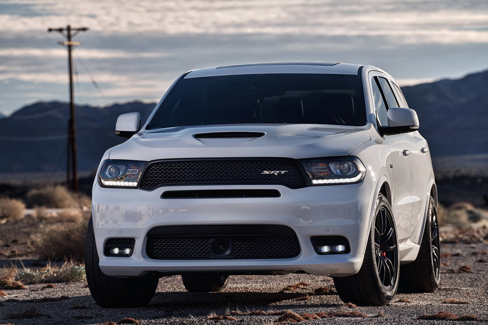 Dodge Durango SRT 2018 (4)
