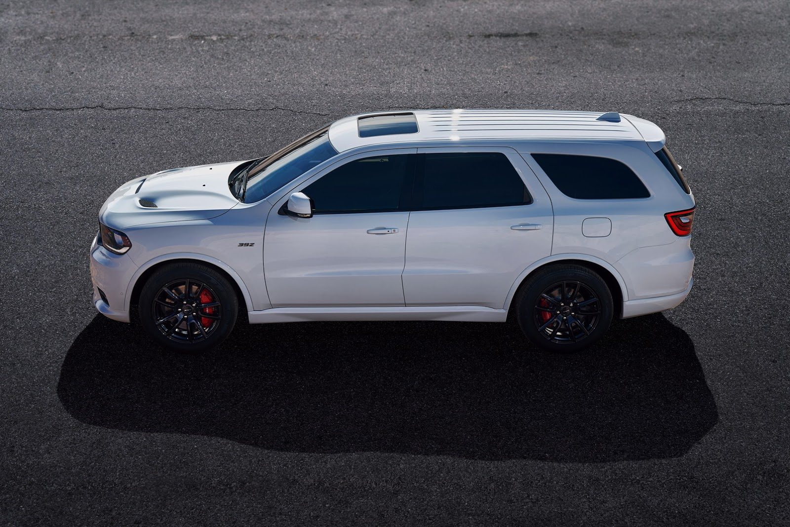 Dodge Durango SRT 2018 (43)