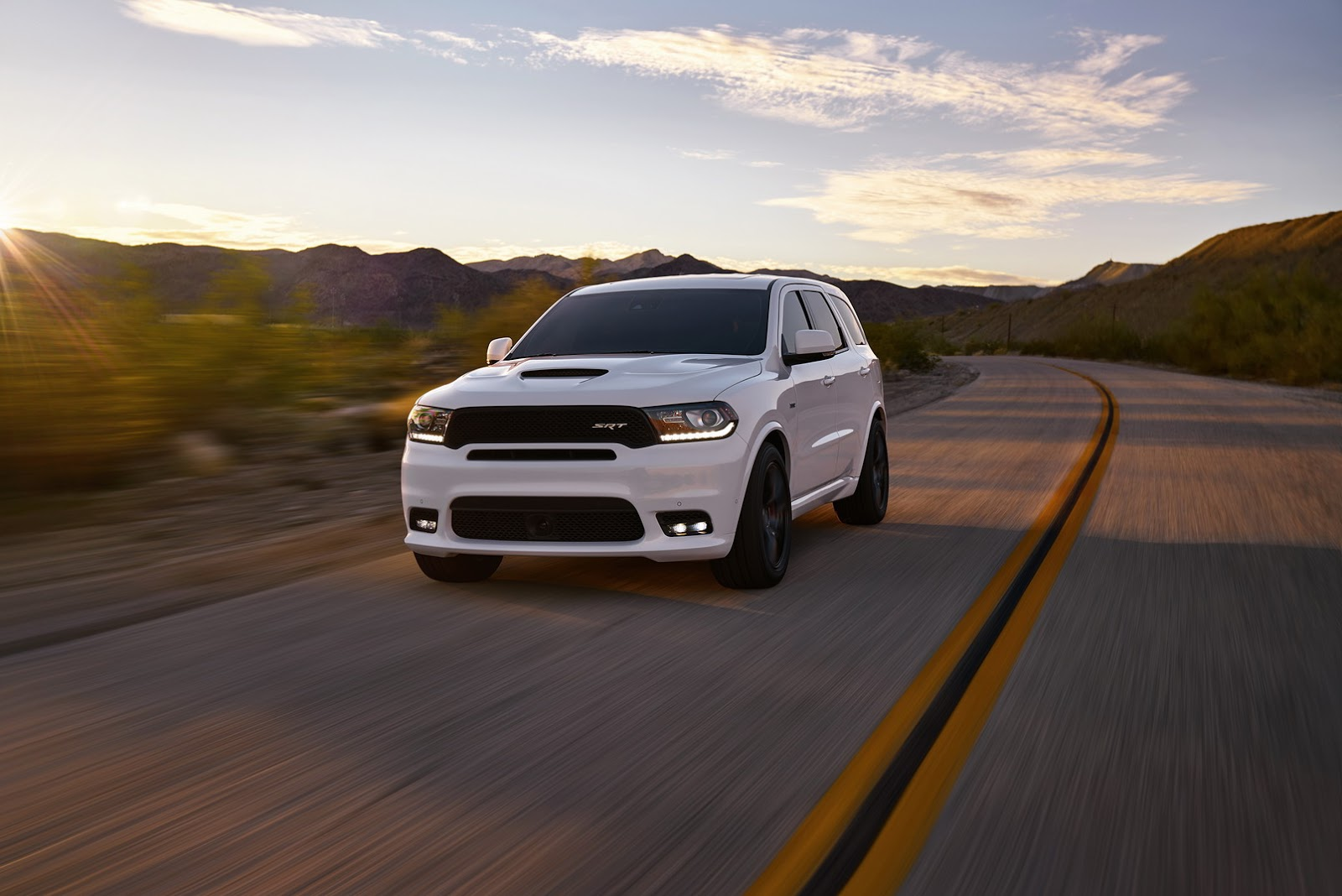 Dodge Durango SRT 2018 (47)