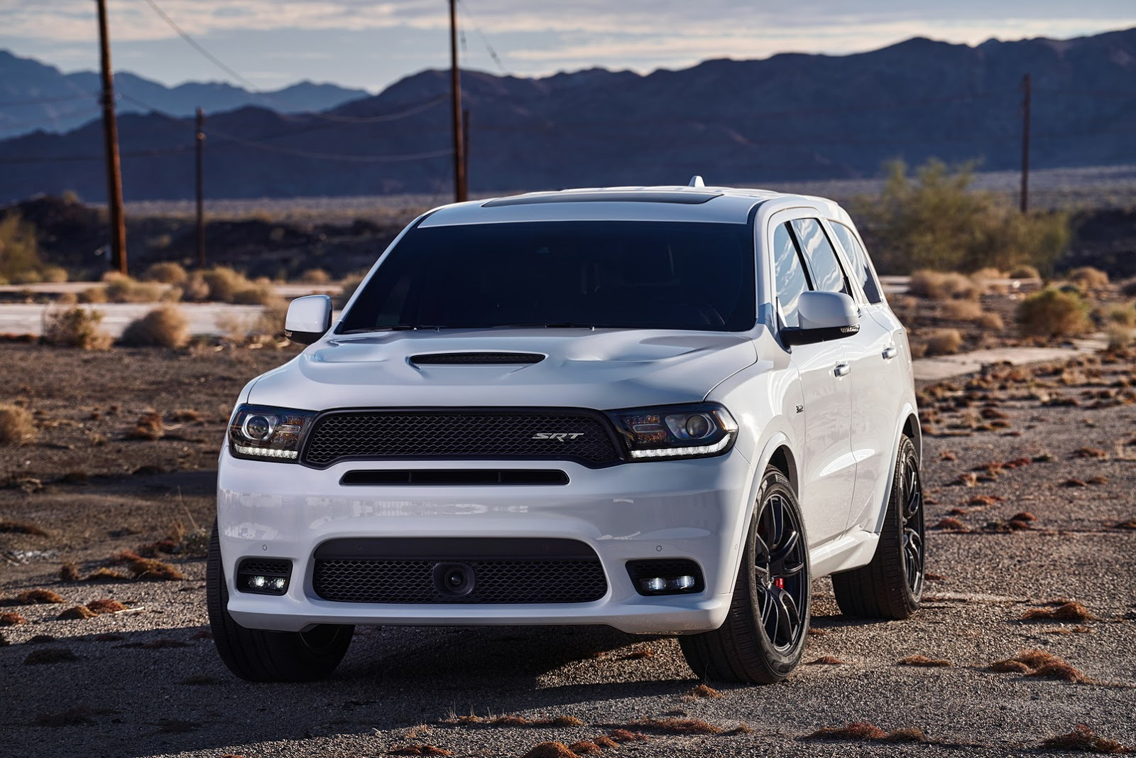 Dodge Durango SRT 2018 (5)