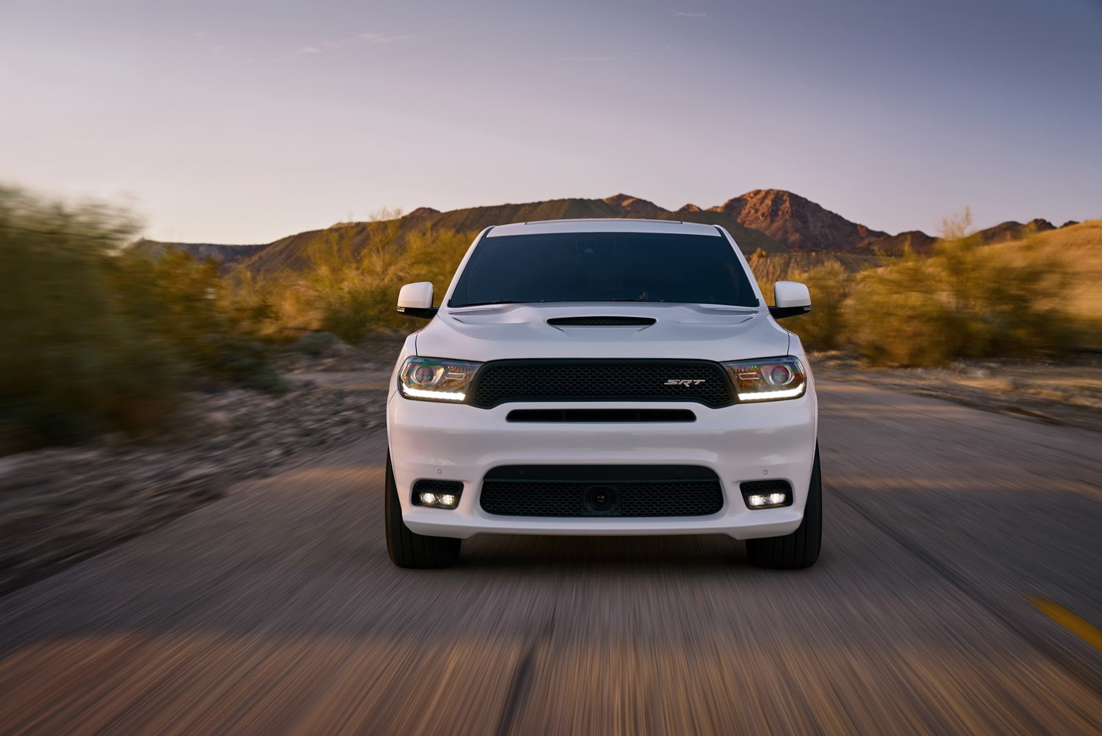 Dodge Durango SRT 2018 (50)