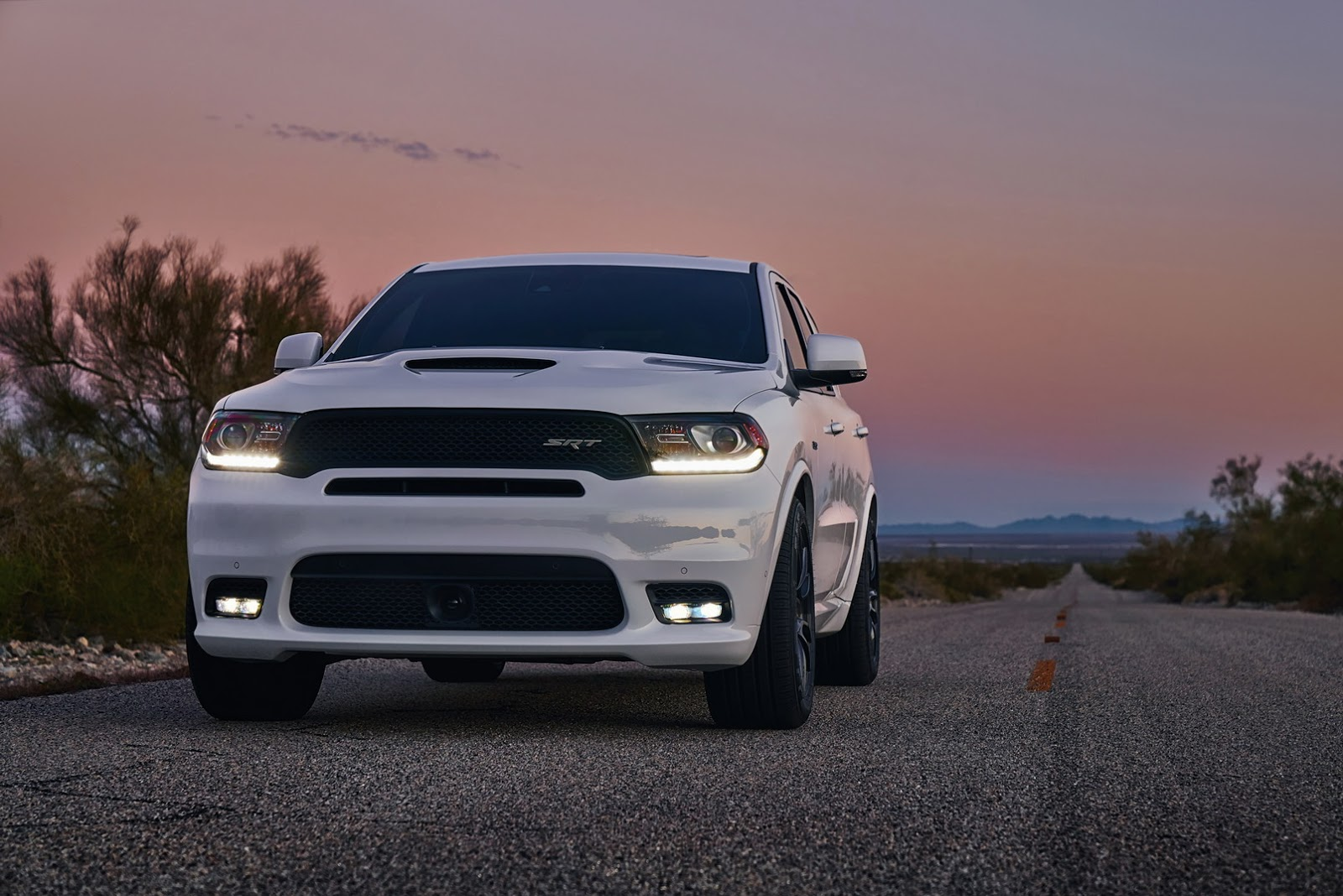 Dodge Durango SRT 2018 (51)